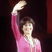 1976 Olympic and World Champion Dorothy Hamill